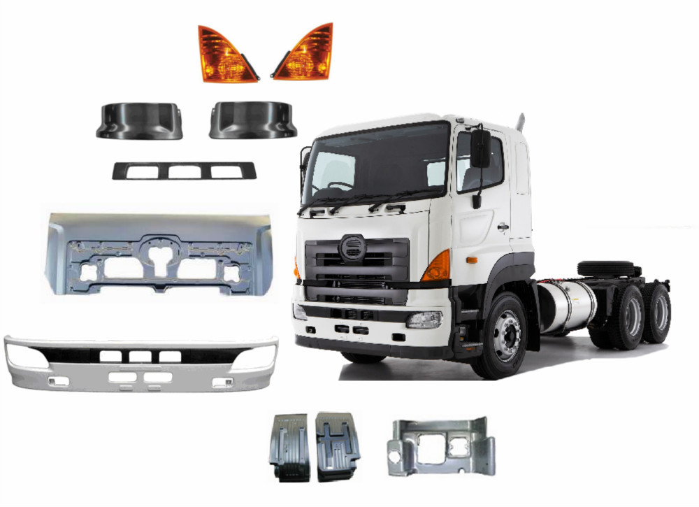 Hino 700 Truck Accessories Truck Parts