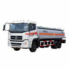 21000L 245HP Oil Truck 6x4 for Sale