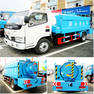 Dongfeng 4x2 5CBM High-pressure Cleaning Truck