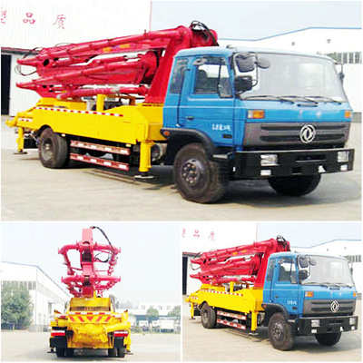 Dongfeng 20-26m Truck Mounted Concrete Pump
