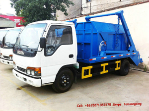 ISUZU 5~6 CBM 4x2 Skip Loader Vehicle