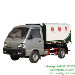3m3 Truck Waste Tipper for Sale