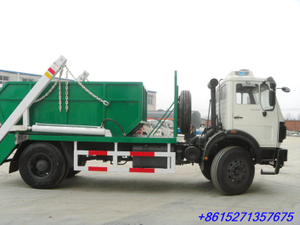 Beiben Telescopic Boom Skip Loader