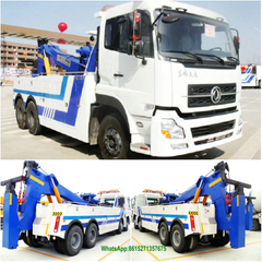 Dongfeng Tianlong 30T Towing Conjoined Wrecker