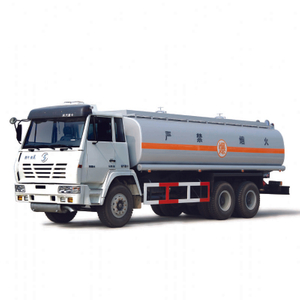 26000L 290HP Diesel Oil Truck 6x4 for Sale