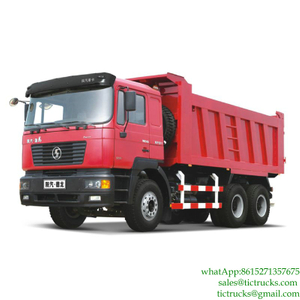 Dumping Truck SHACMAN for Sale