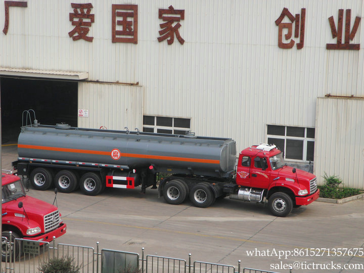 Phosphoric Acid Tanks Truck Trailer Plastic Lining Factory
