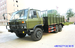 Dongfeng 6x6 Cargo Truck Troop Carrier