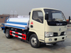 DONGFENG 2000L-3000L SMALL WATER TANK TRUCK FOR SALE