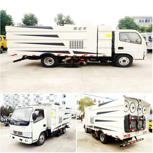 Dongfeng 3CBM Light Vacuum Sweeper Truck