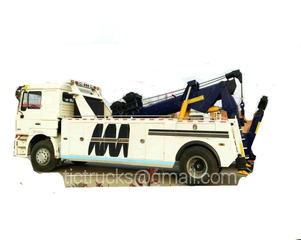 F3000 SHACMAN Road Recovery Wrecker Truck 4x2 /4*4