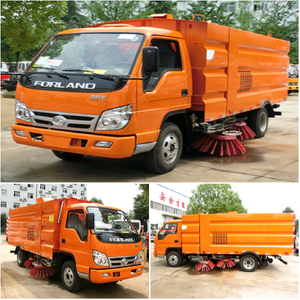 Wholesale Foton Mini 4x2 Sweeper Truck