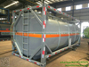 Tank Container Steel Lined PE Plastic Lining 20000L-22000L