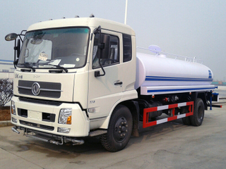 DONGFENG TIANJIN 10000L-12000L WATER TANK TRUCK PRICE Euro 3-6