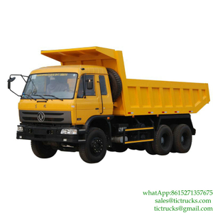 25T 290HP Tipper Trucks DongFeng EQ for Sale