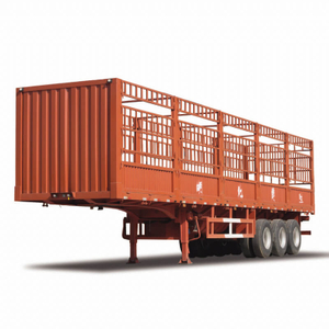 50T Stake Semi Trailer for Sale