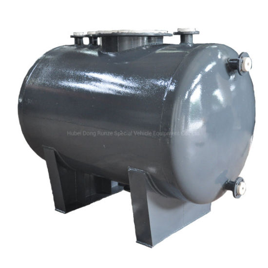 Customize Checmial Acid Storage Tank 100t (Steel Lined LLDPE Tank For Storage Bleach, Hydrochloric Acid, Ferric Chloride, Oilfield Chemicals, Corrosive Wastes)