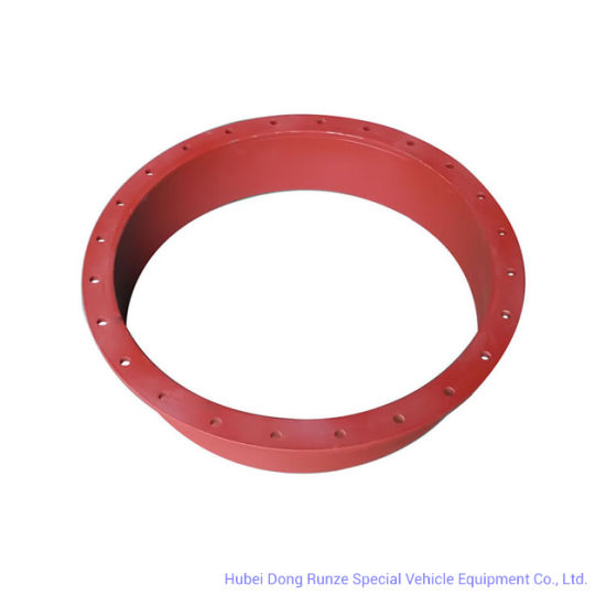 European Standard Seat Manhole Cover Flange (Carbon Steel, Stainless Steel, Aluminum Alloy DN580 Ring)
