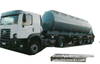 Sodium Hypochlorite Tank Carbon Steel Inner Lined 16mm LLDPE 25, 500L Round Shape for Truck Trailer Mounted Body Built