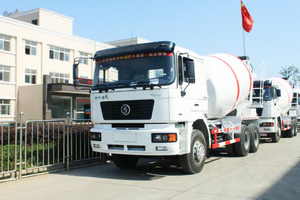 F2000 Shacman Concrete Mixer Truck for Sale