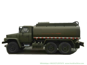 Dongfeng All-Wheel Drive Military Jet Fuel Tank Truck Oil Tanker 10000L (4X4 Vehicle)