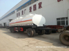 Pup Tanker Trailer Gasoline Fuel Tank Trailers (5000 -6000GALLON FUEL PUP Dolly)
