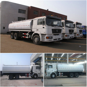 Shacman Oil Tanker Trucks 25000L F2000