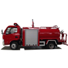 4X4 Water Tanker Fire Truck Mounted with Fire Pumper LHD. Rhd