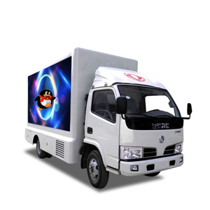 DFAC Truck Mounted Mobile LED-Advertising Optional Ifting Screen 4X4.4X2 LHD. Rhd