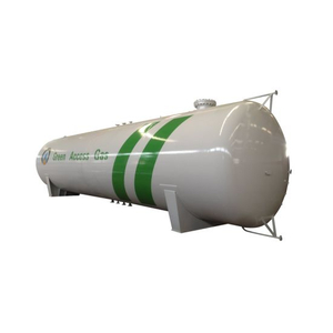 Liquid Ammonia Storage Tank 80cbm-100cbm Anhydrous Liquid Ammonia (Liquid NH3 Pressure Vessel) Also Good for Dimethyl Ether, Butane, Cooking Gas