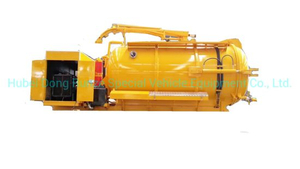 Vacuum Tank Body Kits for Septic Emptier (Vacuum Tanker) SKD VAC Truck Customizing 3, 000L - 10, 000litres