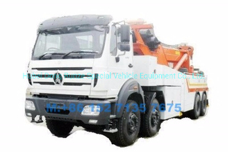Northbenz 8X4 Heavy Duty 30t Tow Wrecker Truck Beiben Recovery Trucks Wrecker