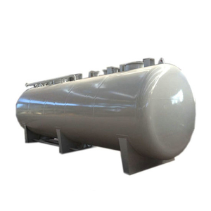 Customizing Checmial Acid Storage Tank 60 M3 Steel Lined LLDPE Tank Used to Contain: HCl (max 35%) , Naoh (max 50%) , Naclo (max 10%) , PAC (max 17%) , H2so4