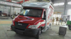 Iveco Diesel Luxury Mobile Kitchen (Catering Trucks)