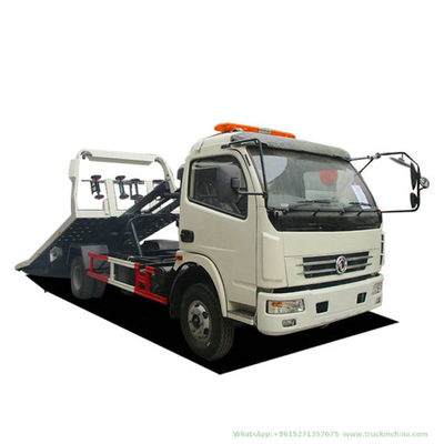3 -5t All Wheel Drive 4X4 Flatbed Tow Truck (Off Road Wrecker, Car Carrier)