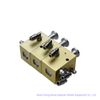 Pneumatic Switch Controller Valves (Fuel Tank Truck Aluminum Pneumatic Control Block Push Button For 2 -6 Compartments Oil Tanker Huate -YOJE-GLME)