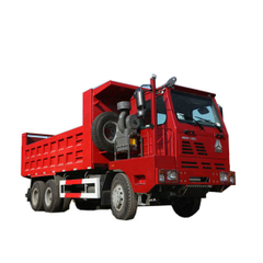 HOWO Mine Tipper Truck 70 Ton