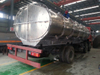 Aluminum Alloy Tank Body SKD Customizing (for Water, Methanol, Methyl Alcohol, Crude Oil, Diesel Jet a-1 Transport Tanker Truck Mounted 5m3-30m3)