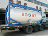 20FT 25m3 Stainless Steel Tank Container for Waste Oil and Water, Liquid Sludge, Drilling Waste Liquid (SS30408 ISOTANK)