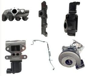 ISUZU Engine EGR Valves 8982382590, 8982382591,8-97377509-3,8-98070946-2