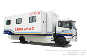 King Run Outdoor Mobile Camping Truck Customizing