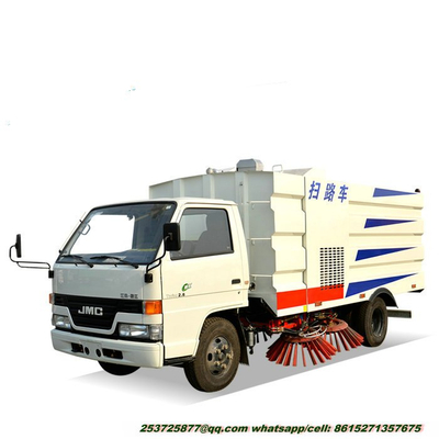 JMC 4x2 Vacuum Road Sweeper Truck