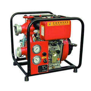 Portable Diesel Fire Pump BJ9-C(13HP), JBC5.0/8.6(11HP) BJ18-C(25HP)