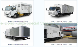 ISUZU AIR CONDITIONING UNIT Truck