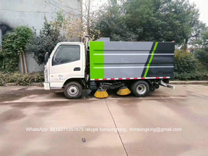 KAMA MINI Road Sweeper Truck 4x2 / 4x4
