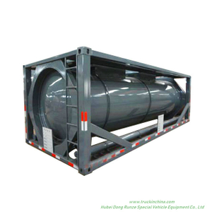 20FT Sulfuric Acid ISOTank Container 15KL -20KL